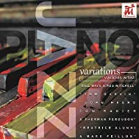 Piano Jazz Variations / Various