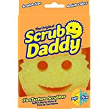 Scrub Daddy Scrubbing Sponge, Original (Yellow), Single Pack