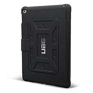 【日本正規代理店品】URBAN ARMOR GEAR iPad Air 2用ケース ブラック UAG-IPDAIR2-BLK