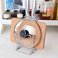 GRJH® キッチン用具収納ラックステンレス製カッティングボードシェルフタレット排水ラック 防水性と耐久性