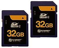 Sony Cyber - shot DSC - dsc-hx400デジタルカメラメモリカード2x 32GB安全デジタル高容量SDHCメモリカード2パック