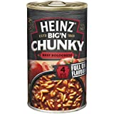 Heinz Big 'N Chunky Beef Bolognese Canned Soup, 535g