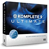 Native Instruments 音楽制作パッケージ KOMPLETE 9 ULTIMATE