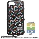 """プレイステーション TPUバンパー iPhoneケース [6・7・8共用] """"PlayStation""""Shapes"""