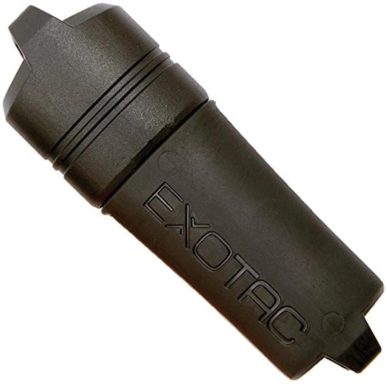 遠足で出来ている数EXOTAC(エクスタック) ファイヤースリーブ ブラック EX05005BLK