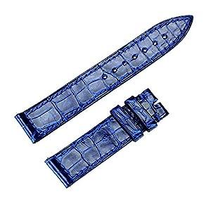 [フランクミュラー]FRANCK MULLER 900/902 クロコ ツヤ有 青 M60/100 900/902用