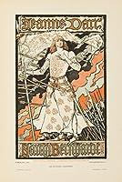 Les Affiches Illustrees 1886–1895ヴィンテージポスター(アーティスト: Grasset )フランスC。1895 24 x 36 Giclee Print LANT-63795-24x36