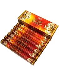 HEM(ヘム)社 オレンジブロッサム香 スティック ORANGE BLOSSOM 6箱セット