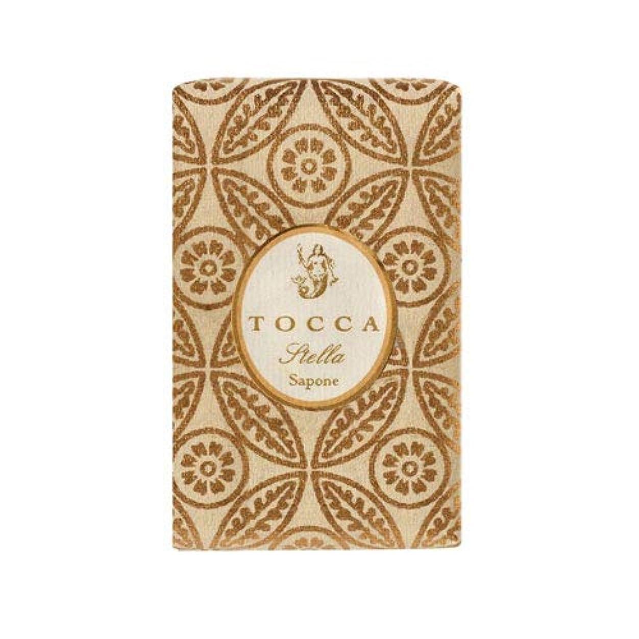 お願いしますケニア結論CONCENT TOCCA (トッカ) ソープバー 〔ステラの香り〕