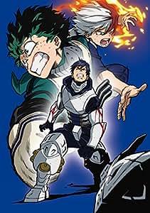 【Amazon.co.jp限定】「僕のヒーローアカデミア」2nd Vol.6(初回生産限定版) (全巻購入特典:「描き下ろし全巻収納BOX&オールマイトグッズセット」引換シリアルコード付) [Blu-ray]