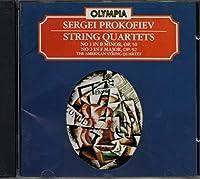 Prokofiev;Quartets 1 & 2