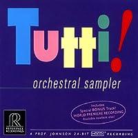 Tutti!, Orchestral Sampler (1998-02-24)