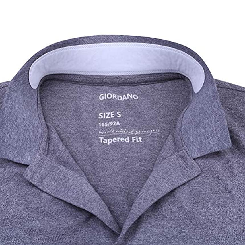 に勝る逸話鍔OUNONA よごれガードテープ 襟 汗取りパッド ワイシャツ 汗取りシート えり汚れ防止 100枚