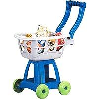 Kids Kitchen and Shopping Cart Set [並行輸入品]