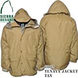 Tenaya Jacket 8802: Tan