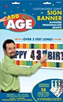 Happy Birthday Customizable Giant Sign Banner 誕生日おめでとうカスタマイズジャイアントサインバナー♪ハロウィン♪サイズ: