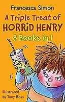A Triple Treat of Horrid Henry: Mummy's Curse/Revenge/Bogey Babysitter