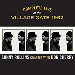 Complete Live at the Village Gate 1962
