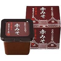 天皇献上の栄誉を賜る 日田醤油の赤みそ 580g / 江戸時代からの伝統製法 ひたしょうゆ