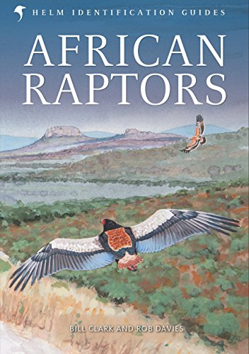African Raptors (Helm Identification Guides)