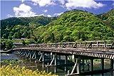 1000ピース 菜の花咲く嵐山 (50x75cm)