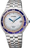 [シチズン]CITIZEN 腕時計 EXCEED EUROS エクシード ユーロス Eco-Drive エコ・ドライブ 電波時計 ペアモデル AS7075-54A メンズ
