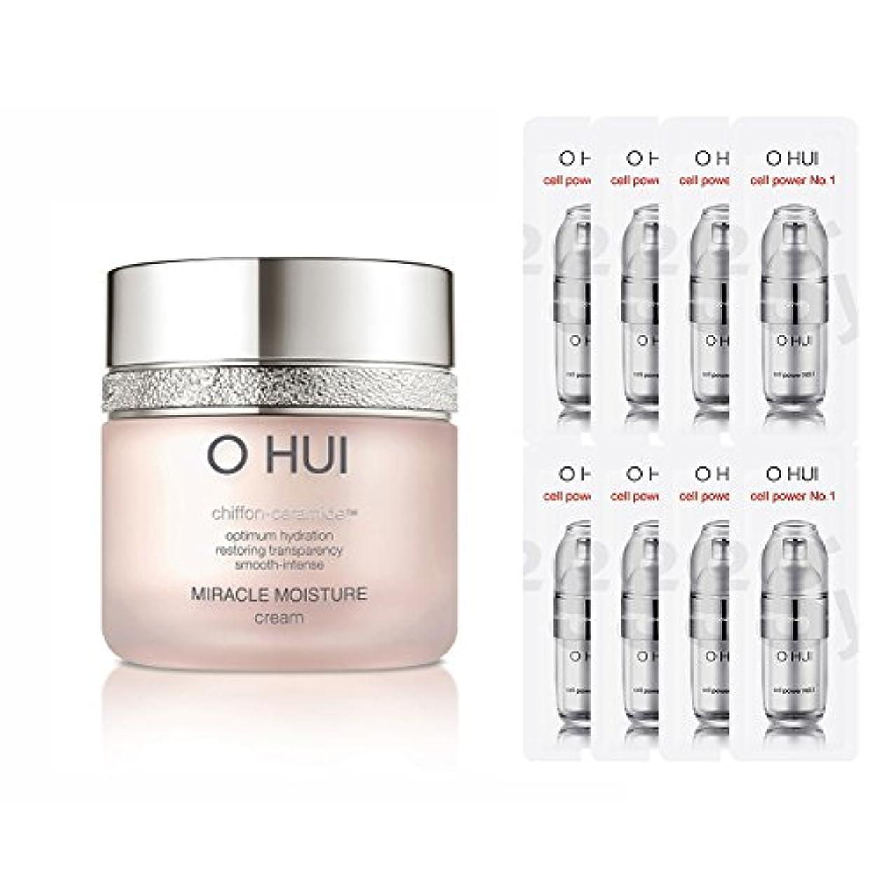 OHUI/オフィミラクルモイスチャークリーム 50ml (OHUI MIRACLE MOISTURE CREAM set) スポット [海外直送品]