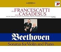 Zino Francescatti - Beethoven: Complete Violin Sonatas [Japan CD] SICC-1524 by Zino Francescatti (2011-11-09)
