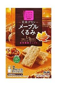 アサヒグループ食品 バランスアップ玄米ブラン メープルくるみ 150g×5箱