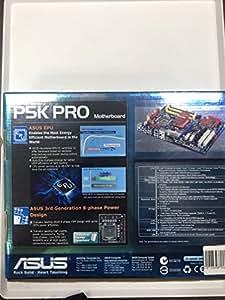 ASUSTek マザーボード LGA775対応 P5K PRO P5K PRO