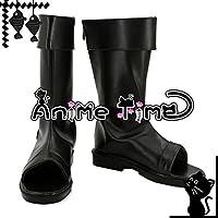●●サイズ選択可●●女性24CM MJR1593 コスプレ靴 ブーツ BORUTO -NARUTO THE MOVIE- うずまきボルト
