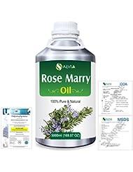 Rose Marry (Rosmarinus officinalis) 100% Natural Pure Essential Oil 5000ml/169fl.oz.