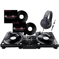 Pioneer パイオニア / DJM-250 MK2 + PLX-1000 DVSセット DJセット