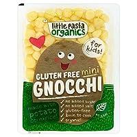 少しパスタ有機物は、無料のミニニョッキの250グラムをグルテン (x 4) - Little Pasta Organics Gluten Free Mini Gnocchi 250g (Pack of 4) [並行輸入品]