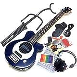 Pignose ピグノーズ ギター PGG-200 MBL アンプ内蔵ミニギター14点セット [98765]【検品後発送で安心】