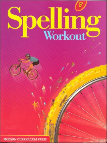 Download Spelling Workout Homeschool Bundle Level F Copyright 2002 1428432728