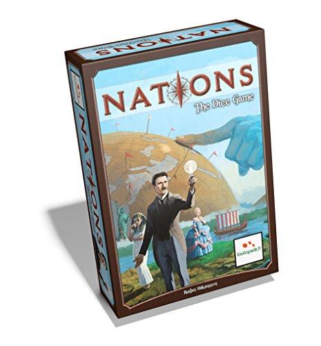 ネイションズ:ダイスゲーム (Nations The Dice Game)