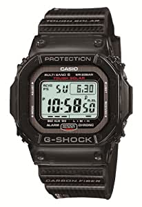 [カシオ]CASIO 腕時計 G-SHOCK ジーショック RM Series タフソーラー 電波時計 MULTIBAND6 GW-S5600-1JF メンズ