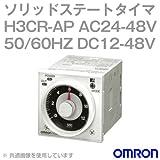 オムロン(OMRON) H3CR-AP AC24-48V 50/60HZ DC12-48V (ソリッドステート・タイマ) NN