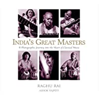 Raghu Rai - Great Music Maestro: A Photographic Journey into the Heart of Classical Music