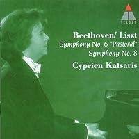 Beethoven/Liszt: Syms.6 & 8