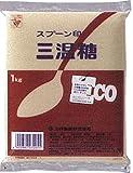スプーン印 三温糖 1kg×20袋