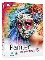 Corel Painter Essentials 5 Digital Art Suite for PC and Mac [並行輸入品]