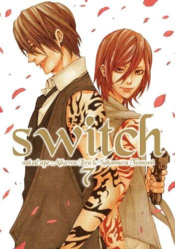 新装版 switch 7巻 (IDコミックス ZERO-SUMコミックス)の詳細を見る