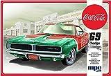 MPC 1/25 1969 ダッジ チャージャー R/T コカ・コーラ (スナップキット) プラスチックモデルキット MPC919