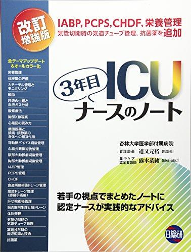 ICU3年目ナースのノート
