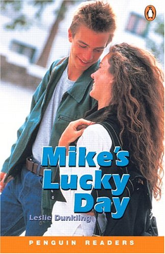 *MIKES LUCKY DAY                  PGRN1 (Penguin Readers, Level 1)の詳細を見る