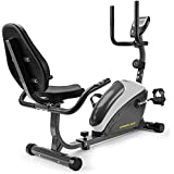 Recumbent Magnetic Exercise Bike - EXB1