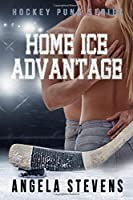 Home Ice Advantage: A Friends to Lovers Romance (Hockey Punk Series)