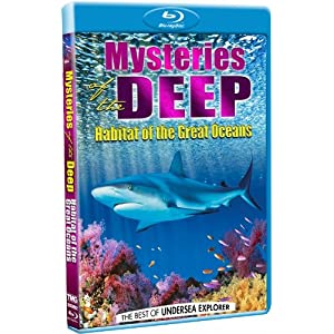 Mysteries of the Deep: Habitat of Great Oceans [Blu-ray] [Import]